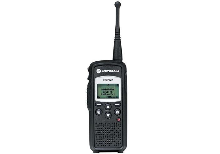 DTR 620™ - RÁDIO DIGITAL PORTÁTIL