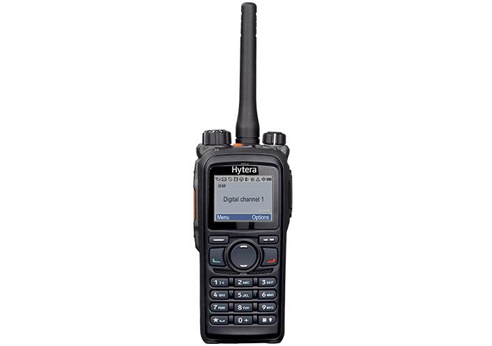 PD786/PD786G - RÁDIO PORTÁTIL DIGITAL HYTERA