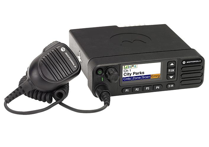 DGM™5500/DGM™8500 - MOTOTRBO™ RÁDIO MÓVEL BIDIRECIONAL
