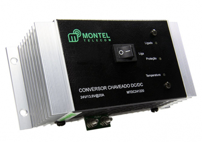CONVERSOR CHAVEADO – MONTEL MTDC241220