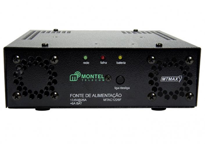 FONTE DE ALIMENTAÇÃO MONTEL - MTAC1226F