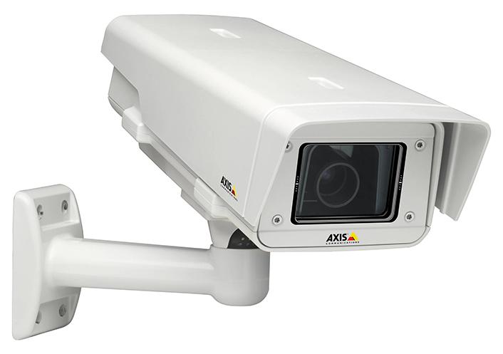 Câmera IP Box com Caixa Proteção Axis Q1604-E